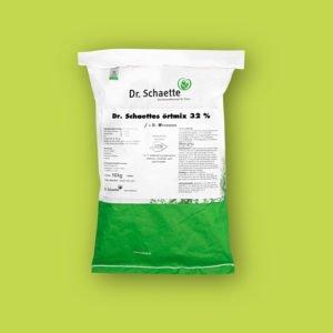 Dr.Schaette Örtmix 32% pellets 10 kg