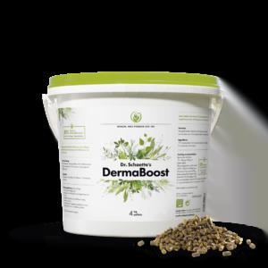 Dr. Schaette's DermaBoost, 4 kg pellets hink