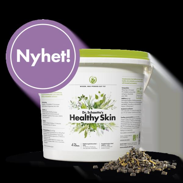 Dr. Schaette's Healthy Skin, 4 kg pellets hink